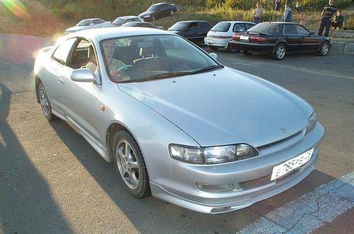 Toyota Curren 1996 - отзыв владельца