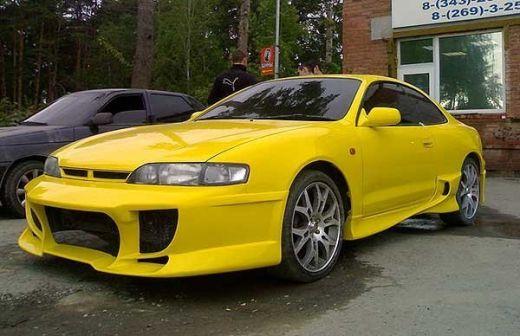 Toyota Curren 1994 - отзыв владельца