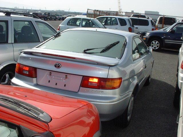 Toyota Cynos 1998, 1.5 литра, Вообще-то я не планировал ...: https://www.drom.ru/reviews/toyota/cynos/10629/