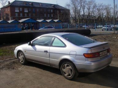 Toyota Cynos, 1998