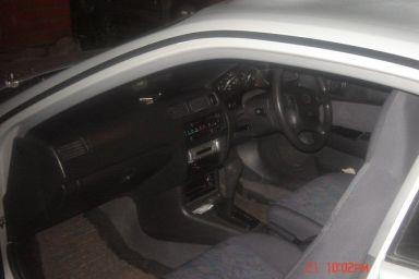 Toyota Cynos, 1996