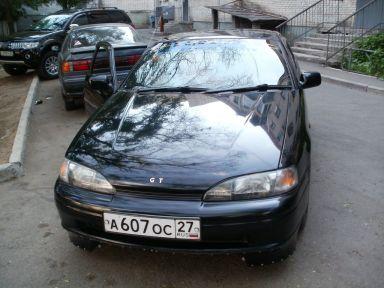 Toyota Cynos 1993 отзыв автора | Дата публикации 18.06.2011.