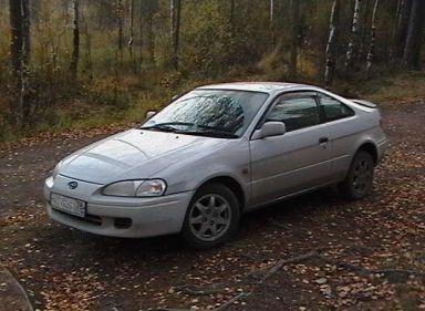 Toyota Cynos, 1999