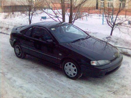 Toyota Cynos 1994 - отзыв владельца