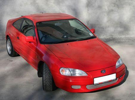Toyota Cynos 1996 - отзыв владельца