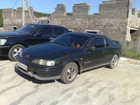 Toyota Cynos 1991 - отзыв владельца