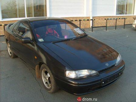 Toyota Cynos 1992 - отзыв владельца