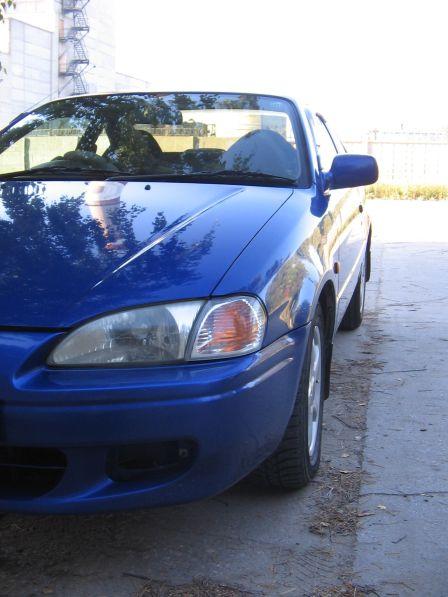 Toyota Cynos 1999 - отзыв владельца
