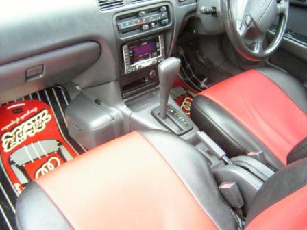 Toyota Cynos 1997 - отзыв владельца