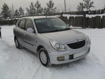 Toyota Duet, 2003