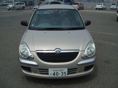 Toyota Duet 2002 отзыв автора | Дата публикации 26.09.2008.