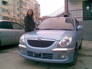 Toyota Duet 2002 отзыв автора | Дата публикации 08.06.2010.
