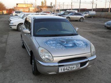 Toyota Duet 2000 отзыв автора | Дата публикации 12.02.2011.