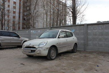 Toyota Duet 2000 - отзыв владельца