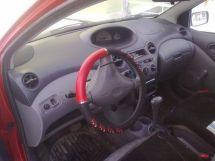 Toyota Echo, 2001