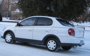 Toyota Echo 2000 отзыв автора | Дата публикации 12.02.2011.