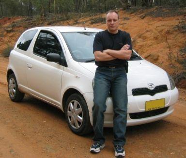 Toyota Echo, 2000