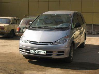 Toyota Estima, 2000