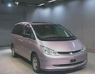 Toyota Estima 2001 отзыв автора | Дата публикации 03.06.2007.