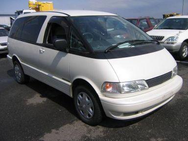 Toyota Estima, 1999