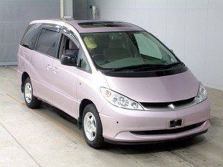 Toyota Estima 2002 отзыв автора   Дата публикации 15.05.2008.