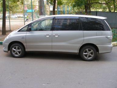 Toyota Estima 2003 отзыв автора | Дата публикации 06.10.2008.