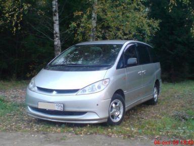 Toyota Estima, 2002