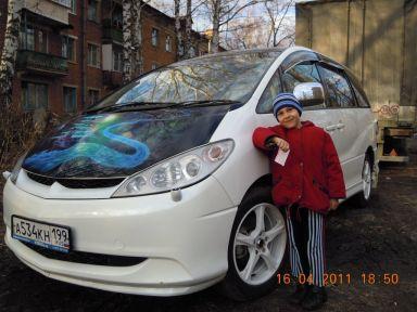 Toyota Estima отзыв автора | Дата публикации 27.06.2011.