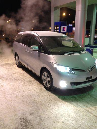 Toyota Estima, 2009