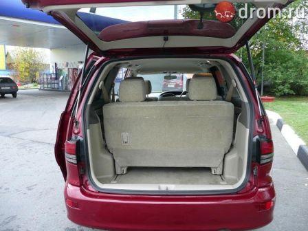 Toyota Estima 2004 - отзыв владельца