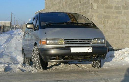 Toyota Estima 1995 - отзыв владельца