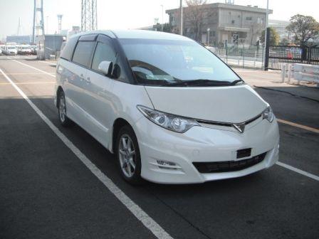 Toyota Estima  - отзыв владельца