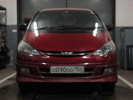 Toyota Estima 2000 - отзыв владельца