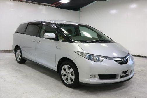 Toyota Estima 2008 - отзыв владельца