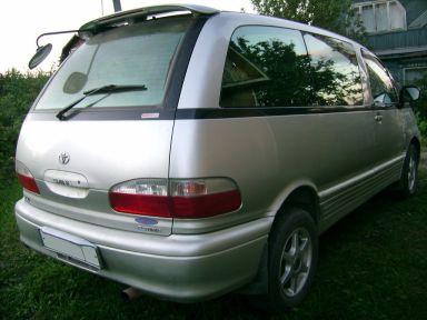 Toyota Estima Emina, 1999
