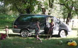 Toyota Estima Lucida, 1997