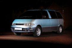 Toyota Estima Lucida, 1992