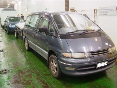 Toyota Estima Lucida, 1994