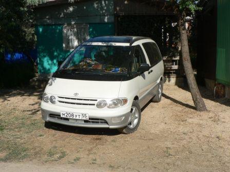 Toyota Estima Lucida 1998 - отзыв владельца