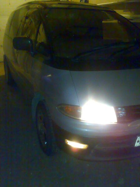 Toyota Estima Lucida 1994 - отзыв владельца