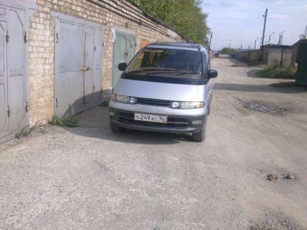 Toyota Estima Lucida 1993 - отзыв владельца