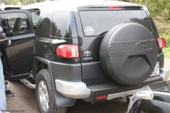 Toyota FJ Cruiser, 2010