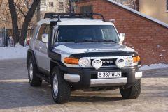 Toyota FJ Cruiser 2007 отзыв владельца | Дата публикации: 01.03.2011
