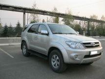 Toyota Fortuner, 2006