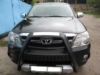 Toyota Fortuner 2008 отзыв автора | Дата публикации 21.08.2011.