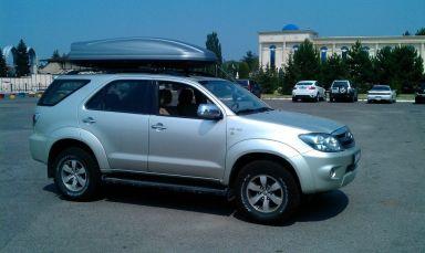 Toyota Fortuner 2007 отзыв автора | Дата публикации 07.07.2012.
