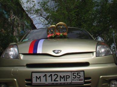 Toyota Funcargo, 1999