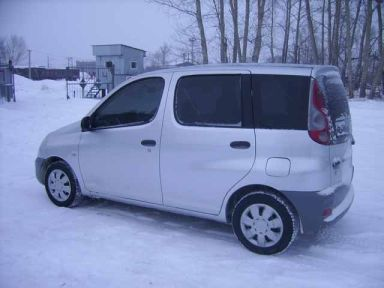 Toyota Funcargo 1999 отзыв автора | Дата публикации 10.12.2008.