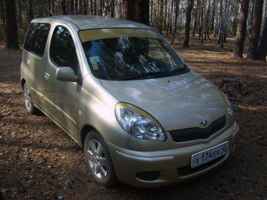 Toyota Funcargo, 2002