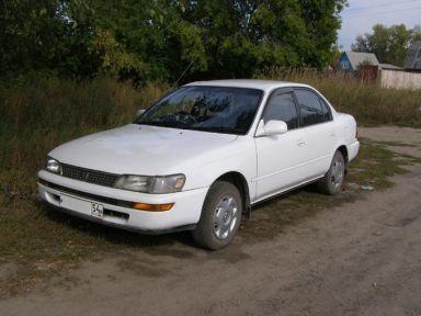 Toyota Funcargo 1999 отзыв автора | Дата публикации 29.08.2009.